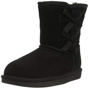 Koolaburra by UGG Kid's Victoria Short Classic Boot, Black, 33.5 EU - Publicité