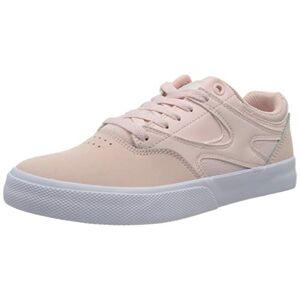 DCShoe Shoes Kalis Vulc, Basket Femme, Light Pink, 36 EU - Publicité