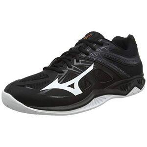 Mizuno Thunder Blade 2, Chaussure de Volleyball Mixte Adulte, Noir/Blanc/Ebne, 41.5 EU - Publicité