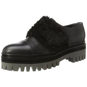 Alberto Guardiani GD37030B/-/LM, Chaussures  Lacets Femme Noir Noir (Nero 0000), 38 EU EU - Publicité