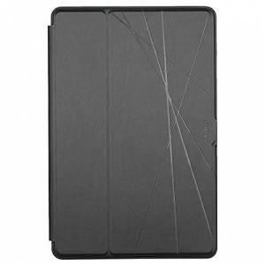 Targus THZ877GL Étui Click-In pour Samsung Galaxy Tab S7+ 12,4 pouces Noir - Publicité