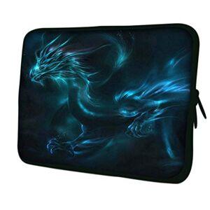 """Luxburg 7.9"""" pouces Housse Sacoche Pochette pour ordinateur portable / tablet / iPad Mini Dragon fantastique - Publicité"""