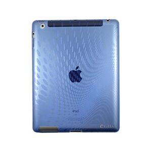 E-Vitta Flare Blue Housse Tendre pour Tablette de 9.7 Pouces, Couleur Bleu - Publicité