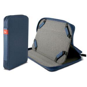 Ksix BXFUT07ZAZ étui pour Tablette étuis pour Tablette (Folio, Bleu, Synthétique, 20 cm, 2,1 cm, 13,7 cm) - Publicité