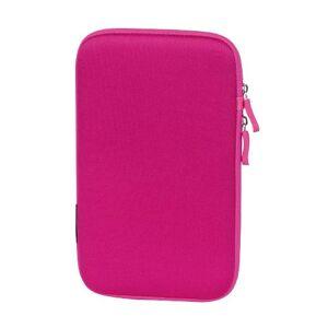 """T'nB Sleeve Slim Colors Housse de protection pour Tablette 7"""" Rose - Publicité"""