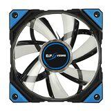 ENF0W|#ENERMAX ENERMAX UCDFV12P-BL Ventilateur 12 cm Vegas Bleu