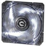 BitFenix Spectre PRO BFF-LPRO-12025W-RP Ventilateur avec LED Blanc pour boitier 120 mm Noir