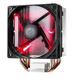 Cooler Master - RR-212L-16PR-R1 - Hyper 212 LED Ventilateurs de processeur '4 Heatpipes, 1x ventilateur 120mm PWM, LED Rouge' RR-212L-16PR-R1