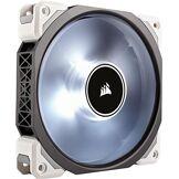 Corsair - CO-9050041-WWML120 - PRO Ventilateur de Boitier, 120mm, Premium Ventilateur à Lévitation Magnétique, Blanc LED (Single Pack)