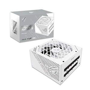 Asus ROG-STRIX-850G-WHITE White Edition Alimentation électrique (Interne) ATX12V 80 Plus Gold CA 100-240 V 850 Watt Blanc - Publicité