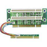 BeMatik.com BeMatik - 52.00mm Carte de Montage (2x2 PCI32)