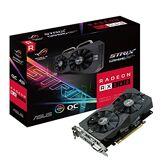 Asus Carte Graphique ROG-STRIX-RX560-O4G-GAMING (OC Édition, AMD Radeon RX 560, 4Go Mémoire GDDR5)