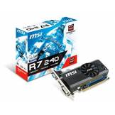 MSI R7 240 1GD3 64b LP Carte Graphique Nvidia PCI Express