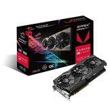 Asus Carte Graphique ROG-STRIX-RXVEGA56-O8G-GAMING (OC Édition, AMD Radeon VEGA56, 8Go Mémoire GDDR5)
