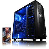 VIBOX Ultra 11A PC Gamer Ordinateur avec War Thunder Jeu Bundle (3,9GHz AMD A4 Dual-Core Processeur, Radeon 8370D Graphiques Chip, 8GB DDR3 1600MHz RAM, 1TB HDD, sans Système d'Exploitation)