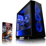 Vibox VBX-PC-278252 Genesis GL780T- 3 Unité Centrale Bleu (Intel Core i7, 8 Go de RAM, 1 to, Nvidia GeForce GTX 1080 Ti)