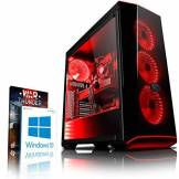 VIBOX Genesis GR770T-2 PC Gamer Ordinateur avec War Thunder Jeu Bundle, Windows 10 OS (4,0GHz AMD Ryzen 7 1800X Processeur, Nvidia GeForce GTX 1070 Ti Carte Graphique, 8GB DDR4 2133MHz RAM, 1TB HDD)