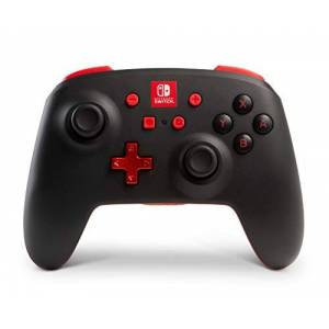 PowerA Manette sans fil améliorée de Nintendo Switch Noir - Publicité