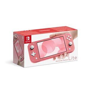 Nintendo Console Nintendo Switch Lite Corail - Publicité