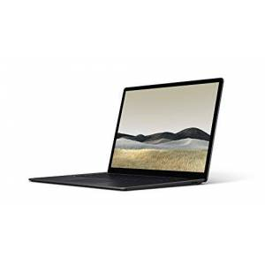 """Microsoft Laptop 3 Ordinateur Portable (Windows 10, cran Tactile 15"""", AMD Ryzen 5, 8Go RAM, 256Go SSD, Noir, Finition Métal, Clavier AZERTY Franais) - Publicité"""