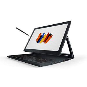"""Acer ConceptD CN917-71-923G Noir Ordinateur Portable 43,9 cm (17.3"""") 3840 x 2160 Pixels cran Tactile 9th gen Intel Core i9 i9-9980HK 32 Go DDR4-SDRAM 1000 Go SSD NX.C4LEG.003, 9th gen - Publicité"""