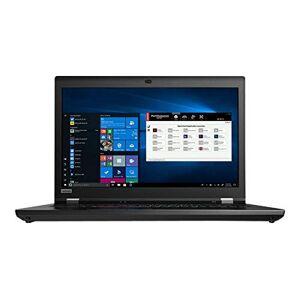 IBM ThinkPad 1TB M.2 SSD W10P64 NVIDIA QuadroRTX5000/16GB FPR Cam Ordinateur Portable LTE Non évolutif ThinkPad P73 i7-9850H 43,9 cm 17,3 Pouces FHD 2x16 Go, 20QR002TGE - Publicité