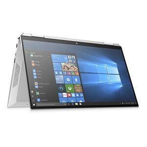 """HP Spectre x360 13-aw0030ng Argent Hybride (2-en-1) 33,8 cm (13.3"""") 1920 x 1080 Pixels cran Tactile 10th gen Intel Core i7 i7-1065G7 16 Go LPDDR4-SDRAM 1000 Go SSD Windows 10 Home Spectre - Publicité"""
