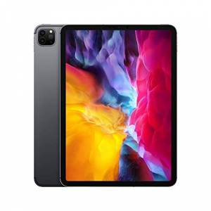 Apple 2020  iPad Pro (11Pouces, Wi-FI + Cellular, 256Go) Gris sidéral (2génération) - Publicité