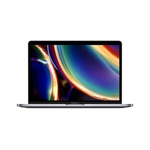 Apple MacBook Pro (13Pouces, Processeur Intel Corei5, 16Go RAM, 512Go Stockage SSD, Magic Keyboard, Quatre Ports Thunderbolt 3) Gris sidéral - Publicité