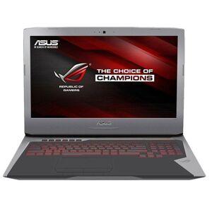 Asus ROG G752VY-GC144D Intel Core i7-6700HQ (2.6GHz, 6MB Cache), 8GB DDR4, 1000GB HDD, NVIDIA GeForce GTX 980M, Gigabit Ethernet, Free DOS - Publicité