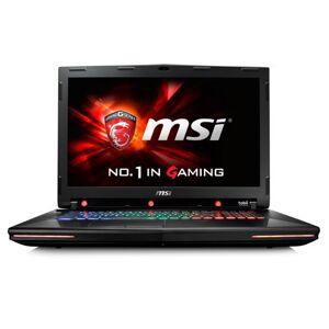 """MSI GT72S 6QE-858FR Ordinateur Portable Non tactile 17""""(43,18 cm) Noir (Intel Core i7, 32 Go de RAM, 1 To, Nvidia GeForce, Windows 10) - Publicité"""