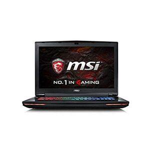 MSI GT72VR 6RD Dominator Ordinateur Portable Hybride 17.3'' (Intel Core i7, 16 Go de RAM, 1 to, Nvidia GTX1060, Windows 10) - Publicité