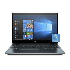 """HP Spectre x360 15-df1003nf PC Portable Convertible et Tactile 15,6"""" 4K OLED Bleu (Intel Core i7, RAM 16 Go, SSD 1 To, NVIDIA GeForce GTX 1650, AZERTY, Windows 10) - Publicité"""