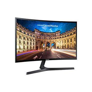 Samsung C27F396FHU, Ecran PC Incurvé, Dalle VA 27'', Résolution Full HD (1920 x 1080), 60 Hz , 4ms, AMD FreeSync, Noir Brillant - Publicité
