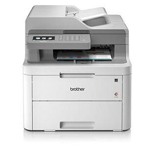 Brother DCP-L3550CDW Imprimante Multifonction 3 en 1 Laser Couleur Silencieuse 45db- Mémoire 512Mo Impression Recto-verso Airprint - Publicité