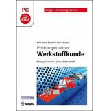Vogel Buchverlag Prüfungstrainer Werkstoffkunde [import allemand]