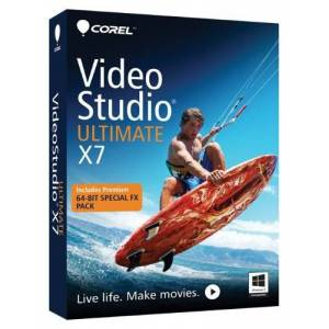 Corel videostudio pro x7 ultimate