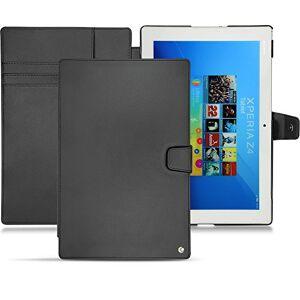 Noreve Housse Cuir Sony Xperia Z4 Tablet Rabat Horizontal Noir (Nappa Black - Publicité