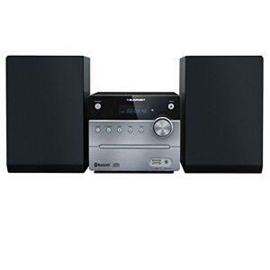 Blaupunkt MS12BT Hifi stéréo (CD, lecteur MP3, USB, Bluetooth (avec écran LCD rétro-éclairage) - Publicité