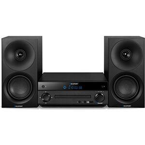 Blaupunkt MS30BT Micro Hifi (CD, lecteur MP3, USB, Bluetooth, écran LCD) - Publicité