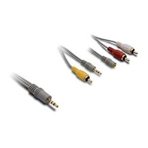 Metronic 470086 Kit connexion pour transmetteur vidéo Jack RCA Gris - Publicité