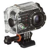 Kitvision Edge HD30W Caméra d'Action HD 1080p avec Wi-fi, Accessoires et Boîtier Étanche - Noir