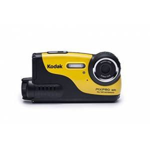 Kodak Pixpro WP1 Appareil Photo Numérique Compact Etanche Jaune - Publicité