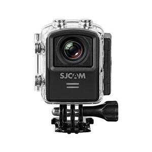 SJCAM M20 (Version Française) Sport Action Camera 4K, 2K, WIFI, étanche 30 m, 16 MP, écran 1.5″, 16 Accessoires inclus Couleur noir - Publicité