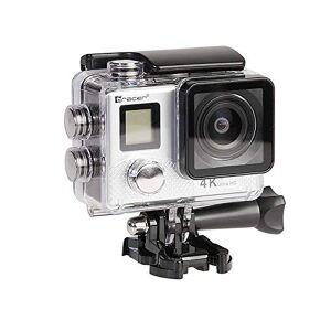 Tracer Explore SJ 4561 WiFi Silver Elegance Caméra de Sport 4K WiFi 3840 x 2160, Adulte Unisexe, Argent, Taille Unique - Publicité