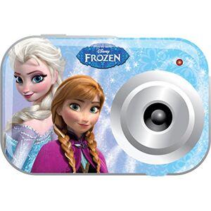 Disney Frozen PIX 57127 Appareils Photo Numériques 0.3 Mpix Bleu - Publicité