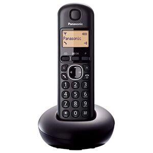 Panasonic KX-TGB210 Téléphone numérique sans fil DECT Single avec identification des appels entrants [Version Espagnole] - Publicité