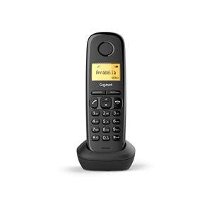 """Siemens A170 Téléphone sans Fil avec écran de 1,5"""", jusqu' 50Contacts, Volume réglable - Publicité"""
