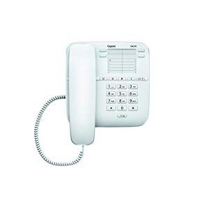 Siemens DA310 Téléphone sans fil Blanc (Produit d'import Europe) - Publicité