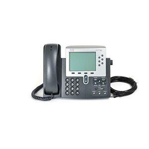 Cisco Systems CP-7962G Téléphone VoIP Noir (Reconditionné Certifié) - Publicité